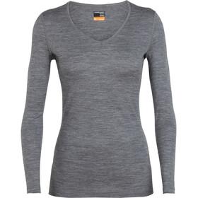 Icebreaker 200 Oasis - Sous-vêtement Femme - gris